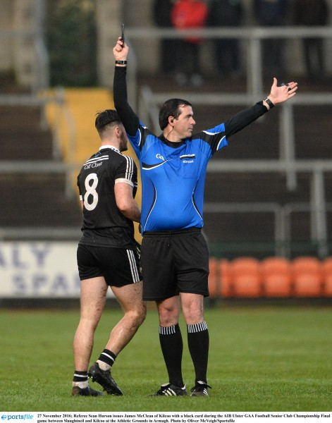 Interested in Refereeing in Down in 2019