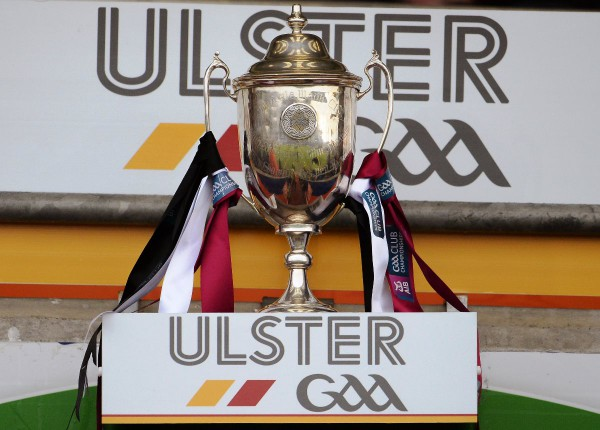 The draws for the Ulster club football and hurling championships have been made