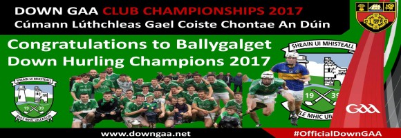 Toner lays it on line as Ballygalget eye provincial glory