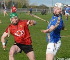 NHL v Wicklow (L McVeigh)