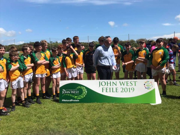 O'Rahillys win All Ireland title