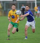 2019 Down SFC Semi Final Details