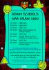 Down GAA Schools Draw 2020