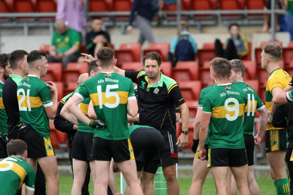 Down GAA Football Championship Draws SFC & IFC Round 3 & JFC Quarter Finals