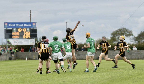 Loughed away from the world: Hurling in Ards